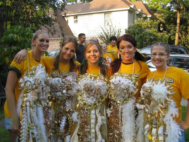Texas Homecoming Mums Sports Roses Style Sports Roses Your