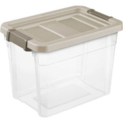 Clear-Plastic-Storage-Bins-With-Lid